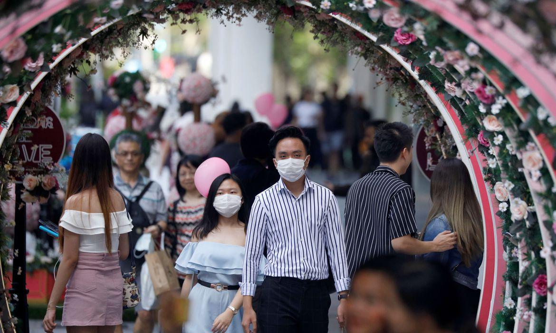 China registra 1.380 mortos e 63.581 infectados