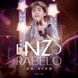 """""""Enzo Rabelo Ao Vivo"""": aos 12 anos cantor lança primeiro DVD"""