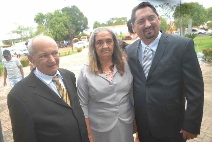 Morre vítima de câncer o senhor Florisval Maurício, pai do prefeito de Divinópolis