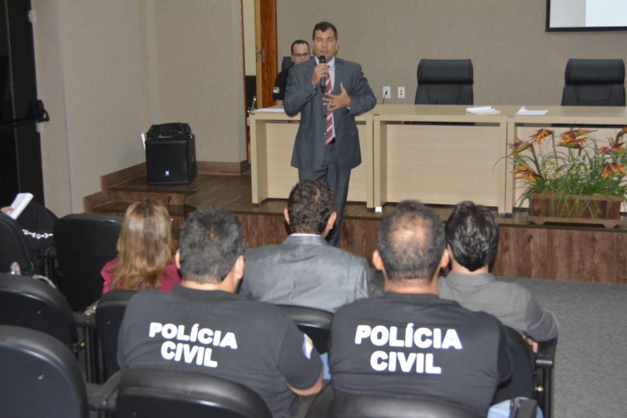 Escola Superior de Polícia Promove Jornada de Atualização Jurídica e debate Lei de Abuso de Autoridade