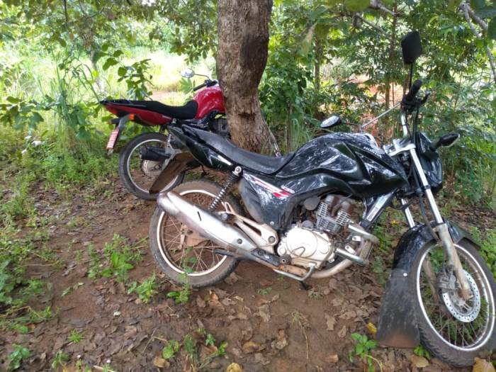 PM age rápido e recupera três motos roubadas em Paraíso e Marianópolis