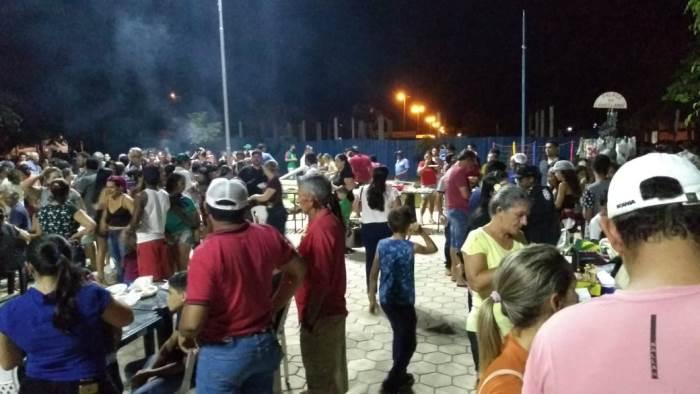 Prefeitura de Barrolândia realiza mais uma edição da Feira Gastronômica