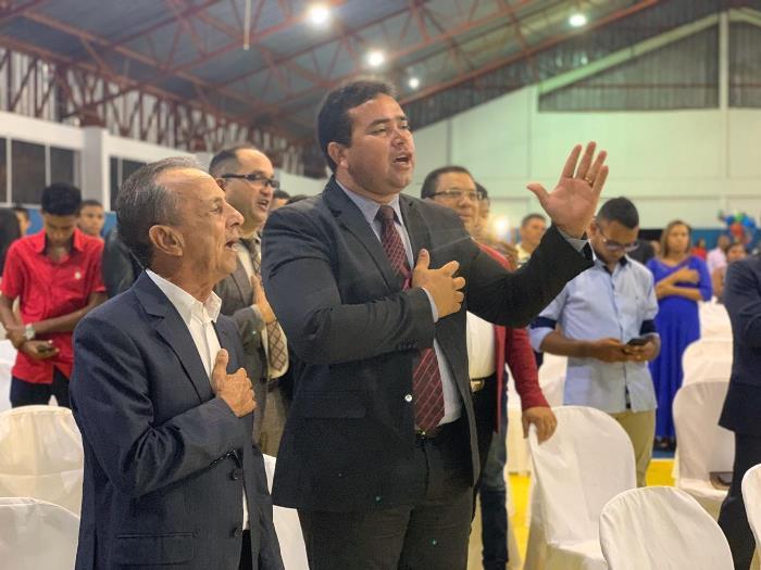 Prefeitura de Lagoa da Confusão realiza culto de ação de graças em homenagem aos 29 anos da cidade
