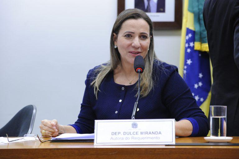 Projeto de Dulce Miranda propõe metas e avaliação de políticas para idosos na LDO