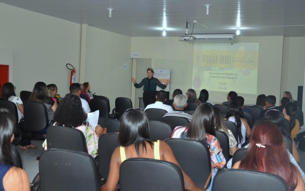 SES realiza reunião para debater combate e prevenção de Doença de Chagas e Leishmaniose Visceral
