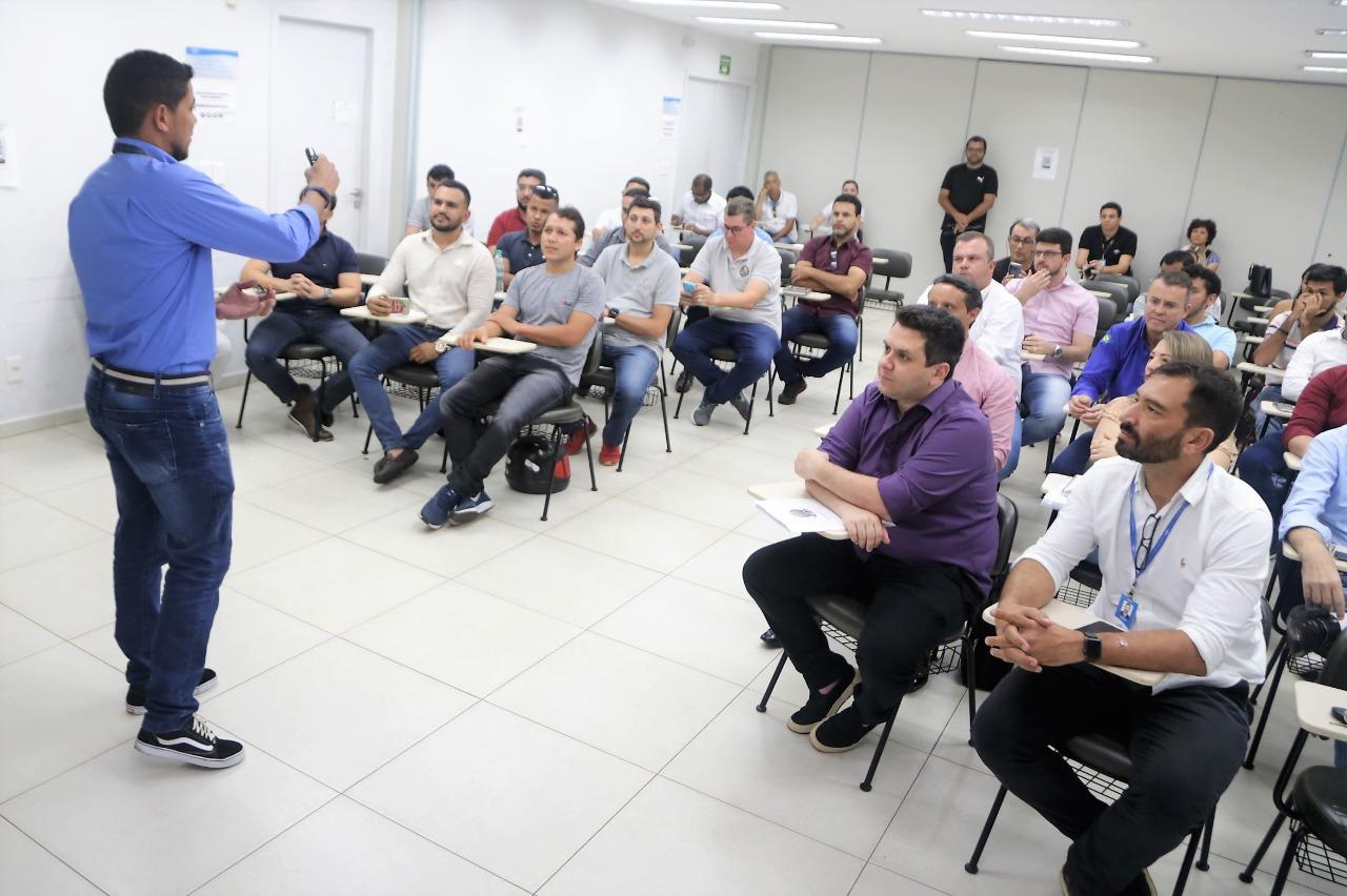 Reunião debate estratégias para incentivar aberturas de startups em Araguaína