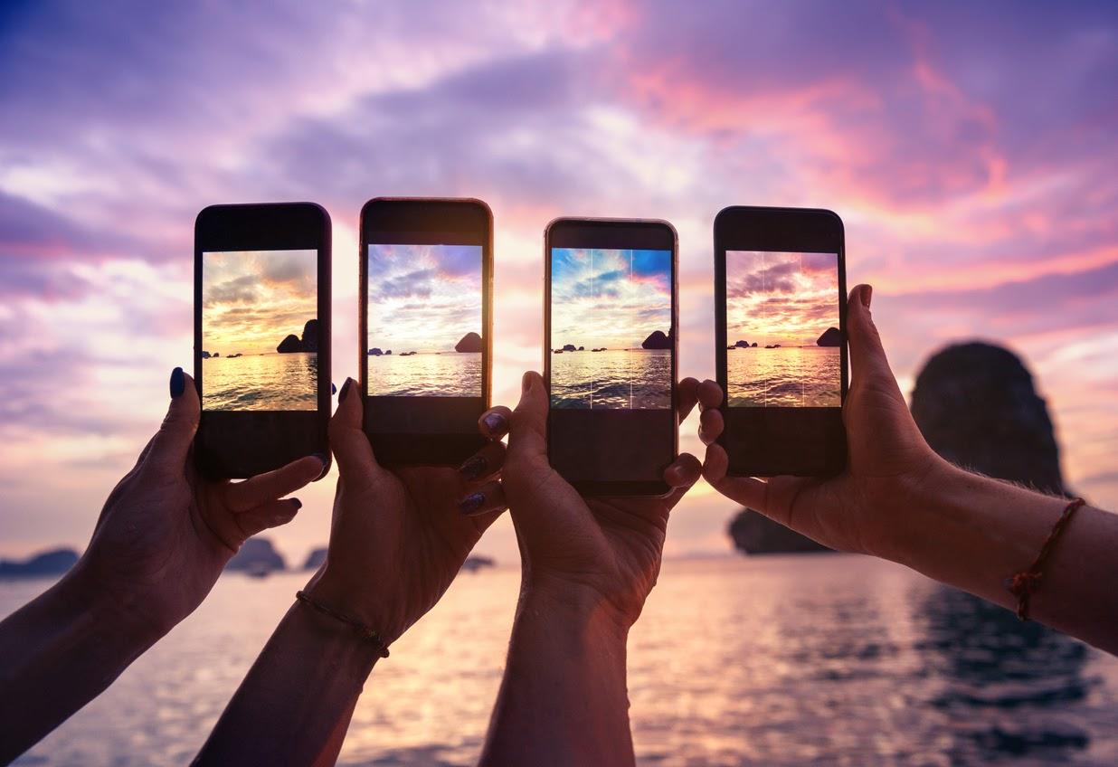 Como manter o celular seguro durante a temporada de verão