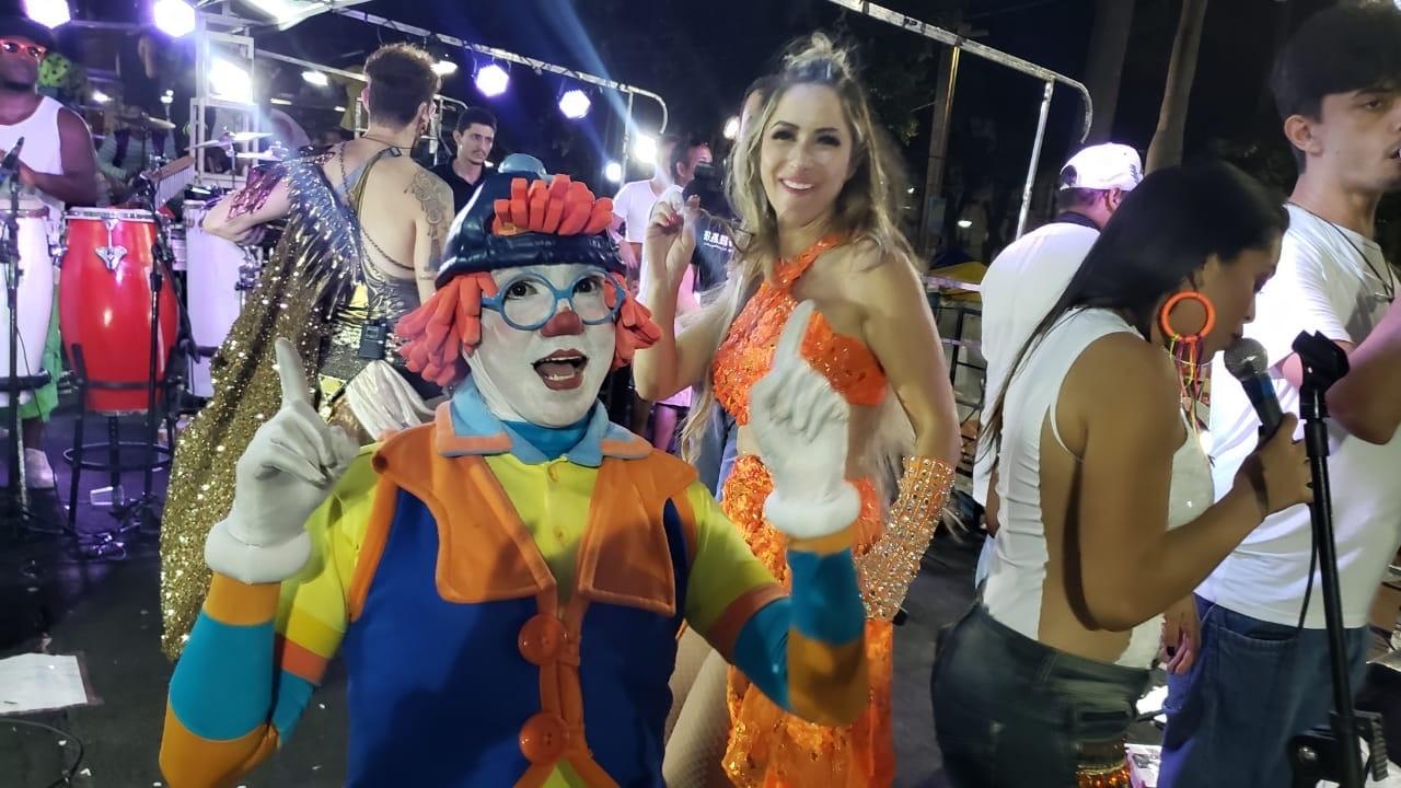 Turma da Pakaraka e Luana Monalisa agitam o trio elétrico do Vovô Raul no Circuito Barra Ondina de Salvador