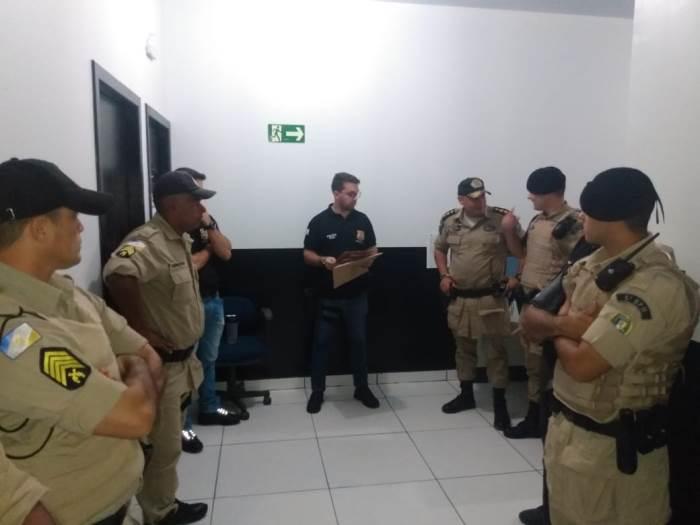 Polícia Civil realiza Operação Carnaval em Porto Nacional