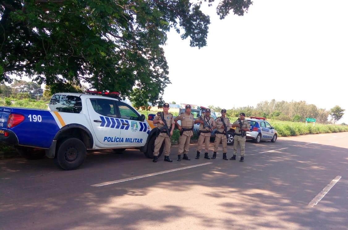 Polícia Militar prende em Marianópolis suspeito de matar a namorada em Bela Vista (GO)