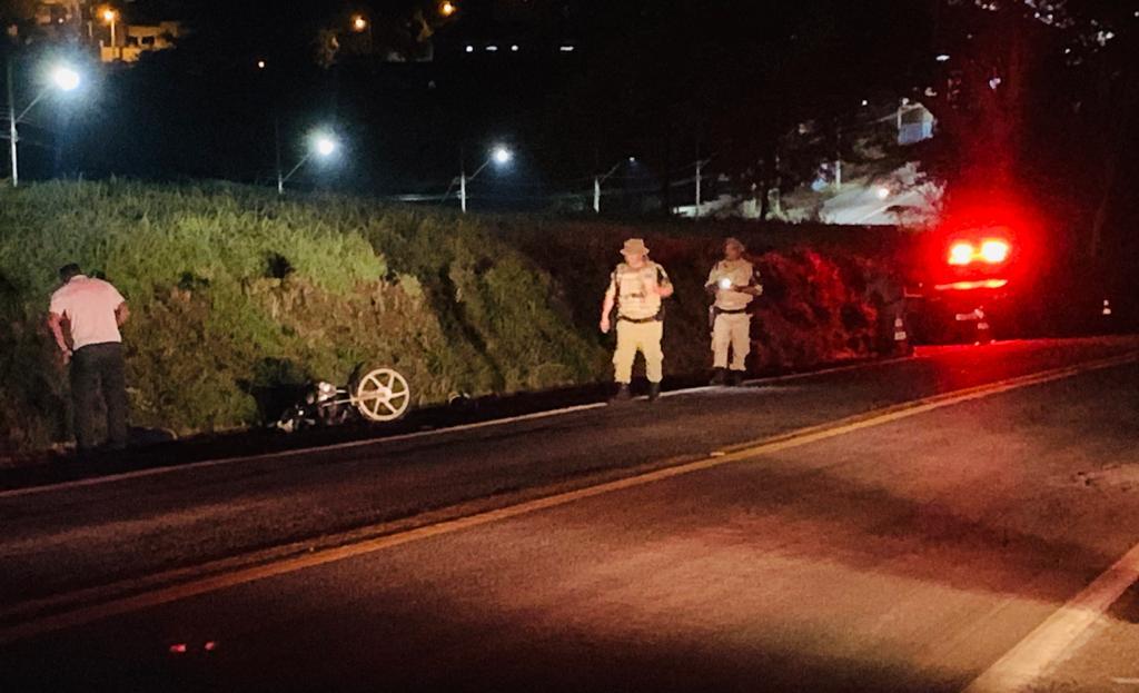 Caminhoneiro envolvido em acidente que matou motociclista em Paraíso fala sobre a colisão