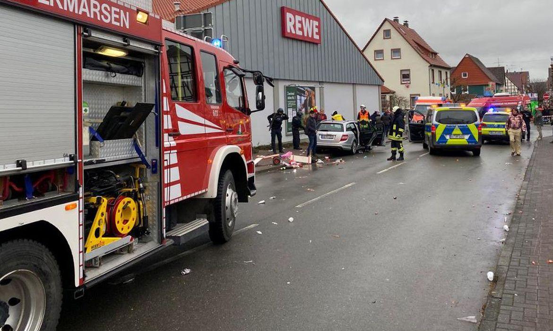 Atropelamento na Alemanha deixa dezenas de feridos