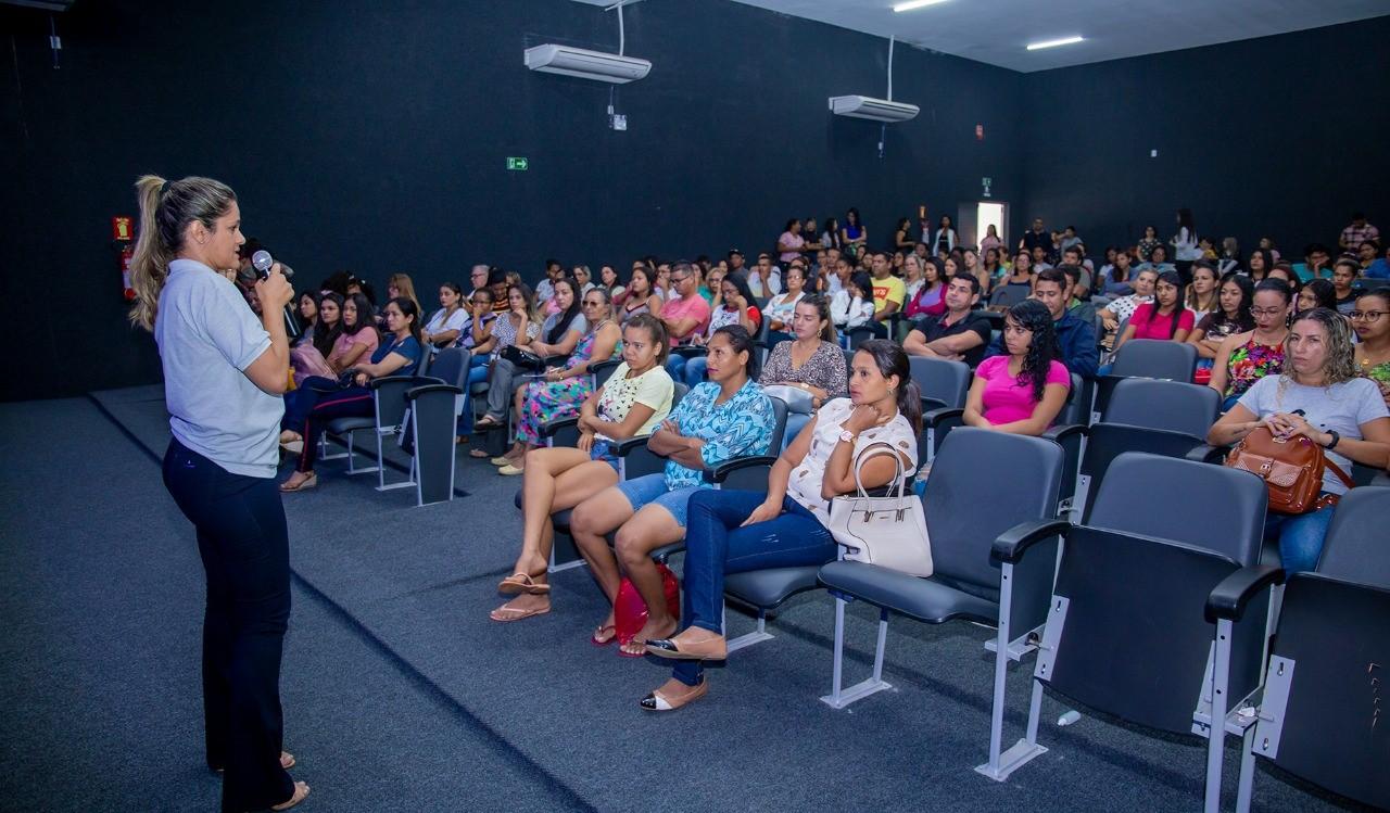 Prefeitura de Gurupi realiza aula inaugural de cursos profissionalizantes