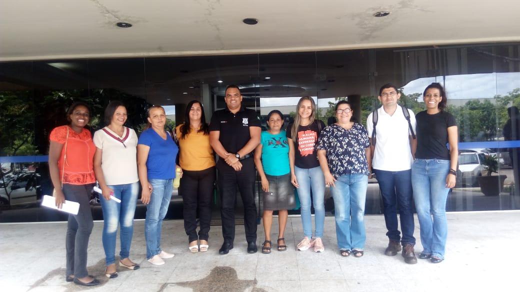 Educação: Seciju realiza encontro de capacitação para professores da Casa de Prisão Provisória de Palmas