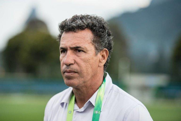 Ex-atacante da seleção brasileira, Careca, estará em Palmas para inauguração da escolinha do São Paulo