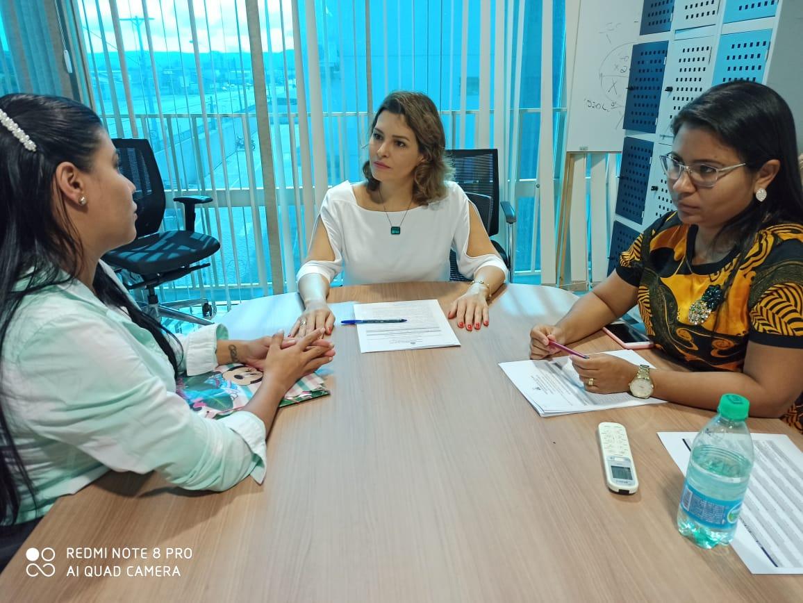 Fesp realiza entrevistas com candidatos a Residência Médica