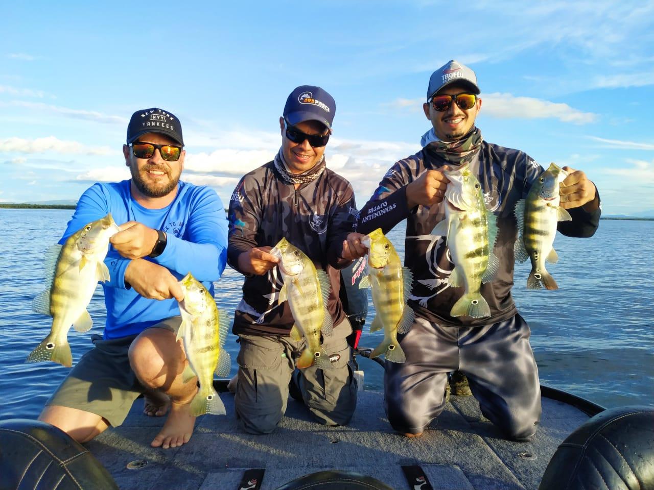 Tocantins lidera o ranking de locais mais procurados para prática de pesca esportiva
