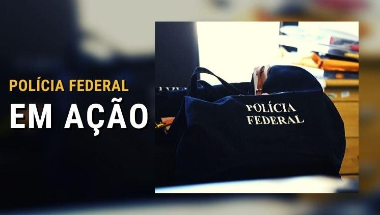 PF prende norte-americano acusado de crimes financeiros no Brasil e nos Estados Unidos