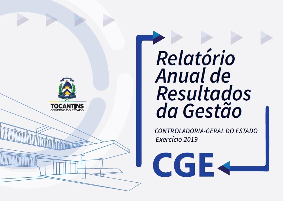 Controladoria publica relatório de resultados da gestão referente ao exercício 2019