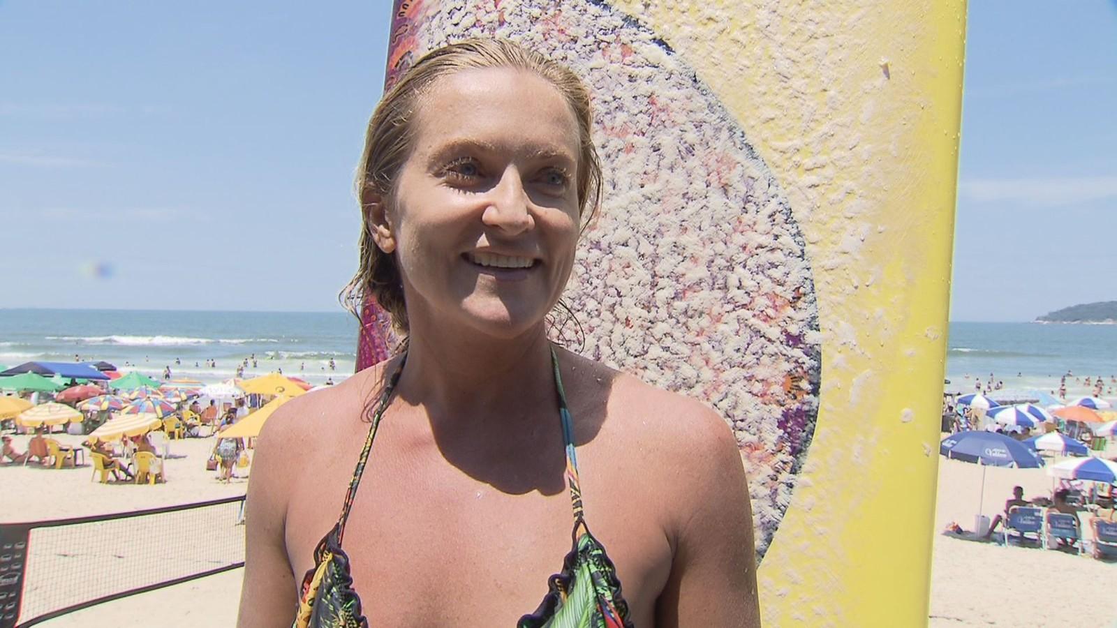 Surfista salvou piloto de avião que caiu em SP após colocá-lo na prancha