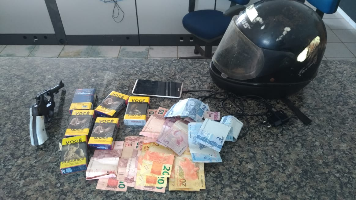Homem morre e adolescente fica ferido durante roubo em Araguaína