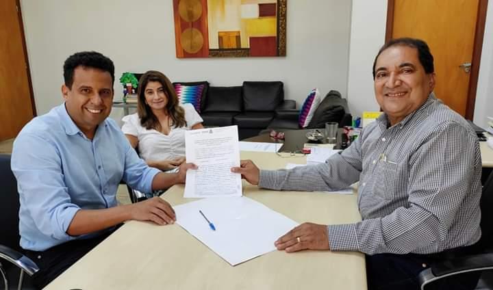 Governo assina termo cooperação com prefeituras que vai beneficiar abrigo em Gurupi