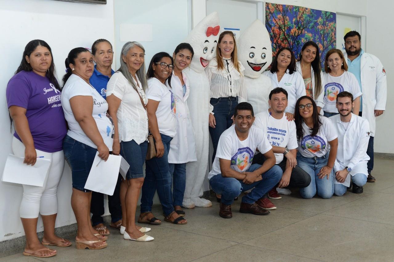 Dia Nacional de mobilização contra o Sarampo reforça a imunização da população