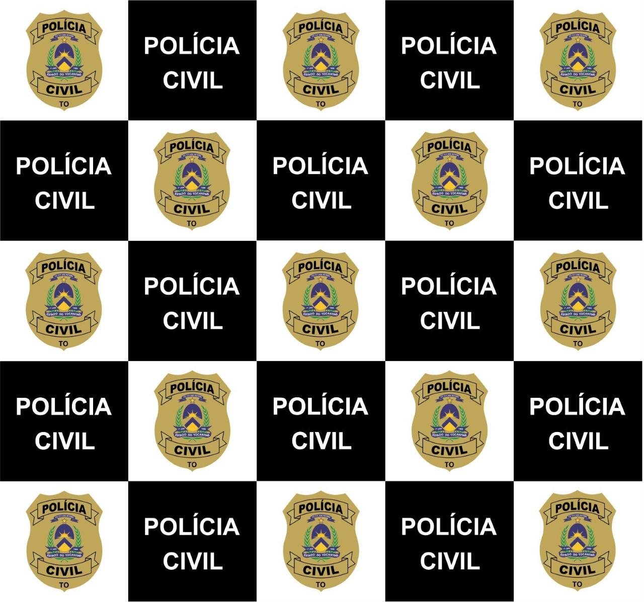Polícia Civil cumpre mandado de prisão contra suspeito de crimes contra o patrimônio em Paraíso TO