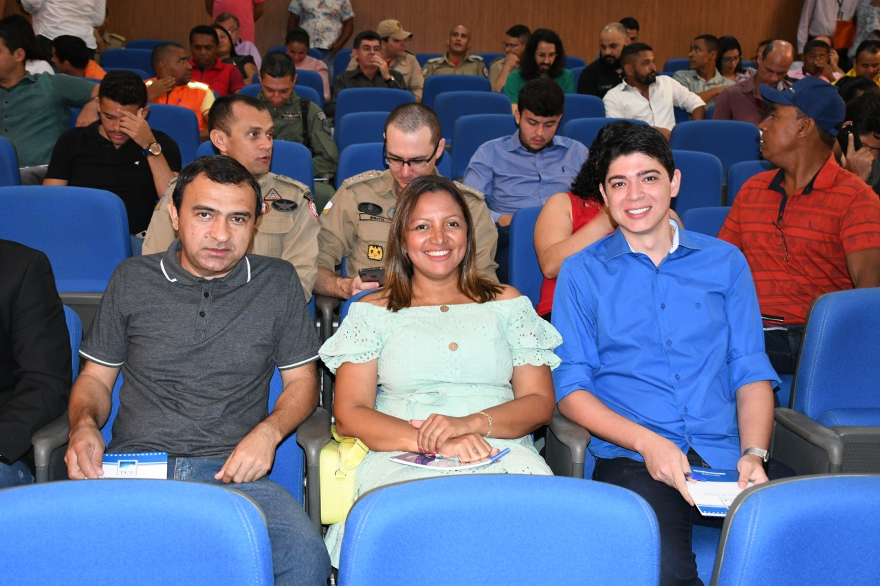 Paraíso é representado em evento do TCE sobre Prevenção e Combate às Queimadas