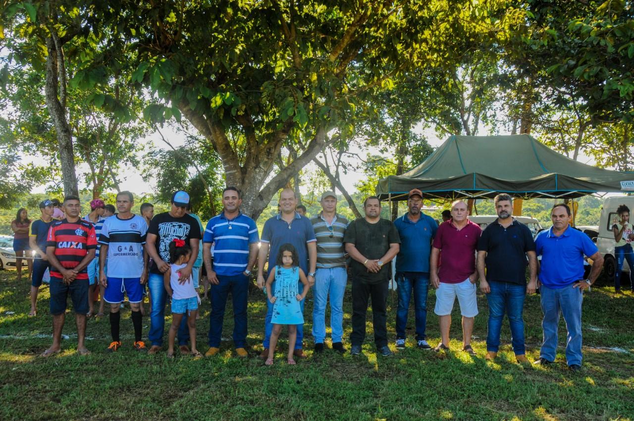 Prefeitura de Miracema abre inscrições para o Campeonato Municipal da Zona Rural de Futebol Amador