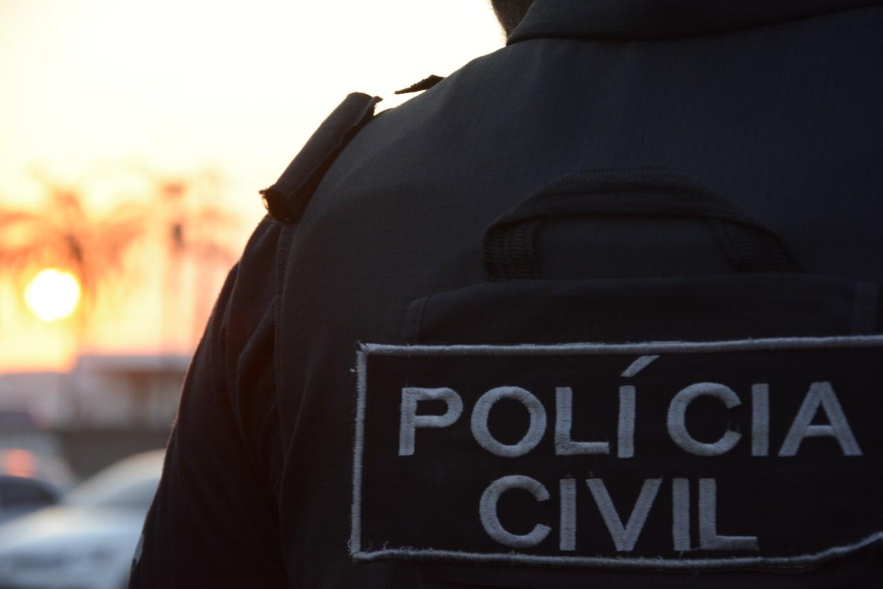 Homem que amarrou e trancou vítimas em banheiro de estabelecimento durante assalto em Palmas é preso pela Polícia Civil