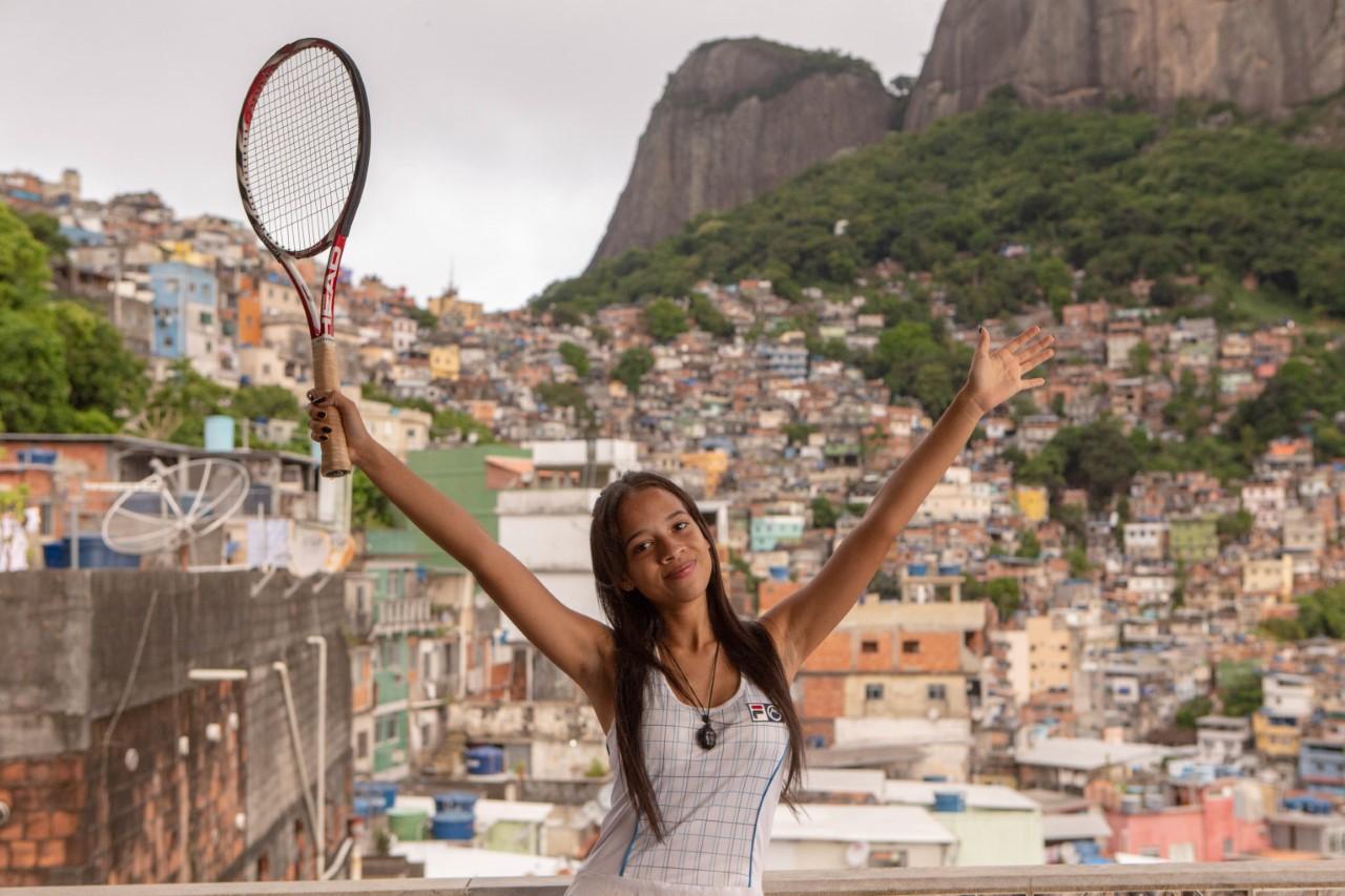 Copagaz apoia projeto esportivo na Rocinha
