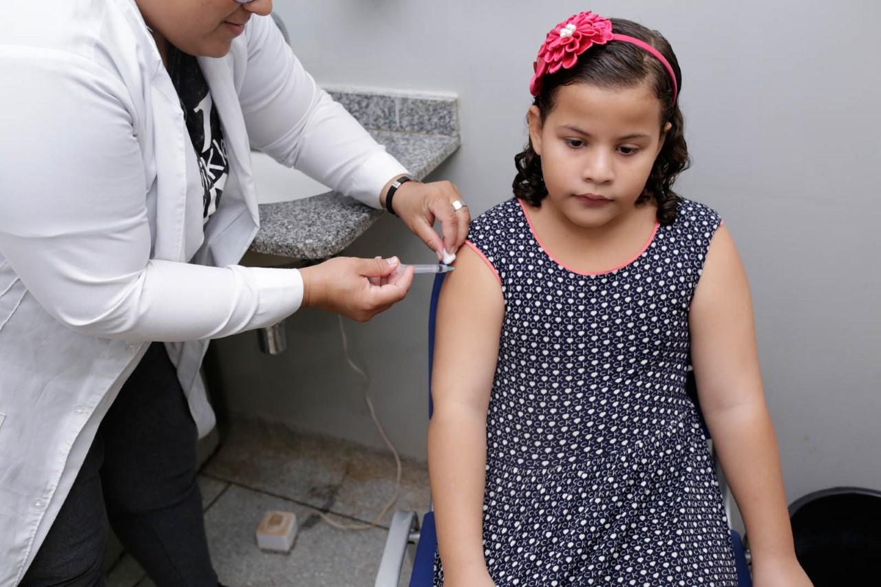Dia D da Campanha Nacional de Vacinação Contra o Sarampo acontece neste sábado, 15 em Palmas