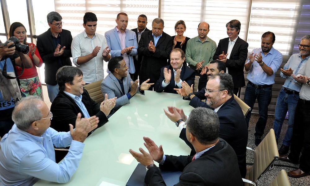 Em fevereiro, governador Carlesse tem agenda voltada para o desenvolvimento econômico do Tocantins