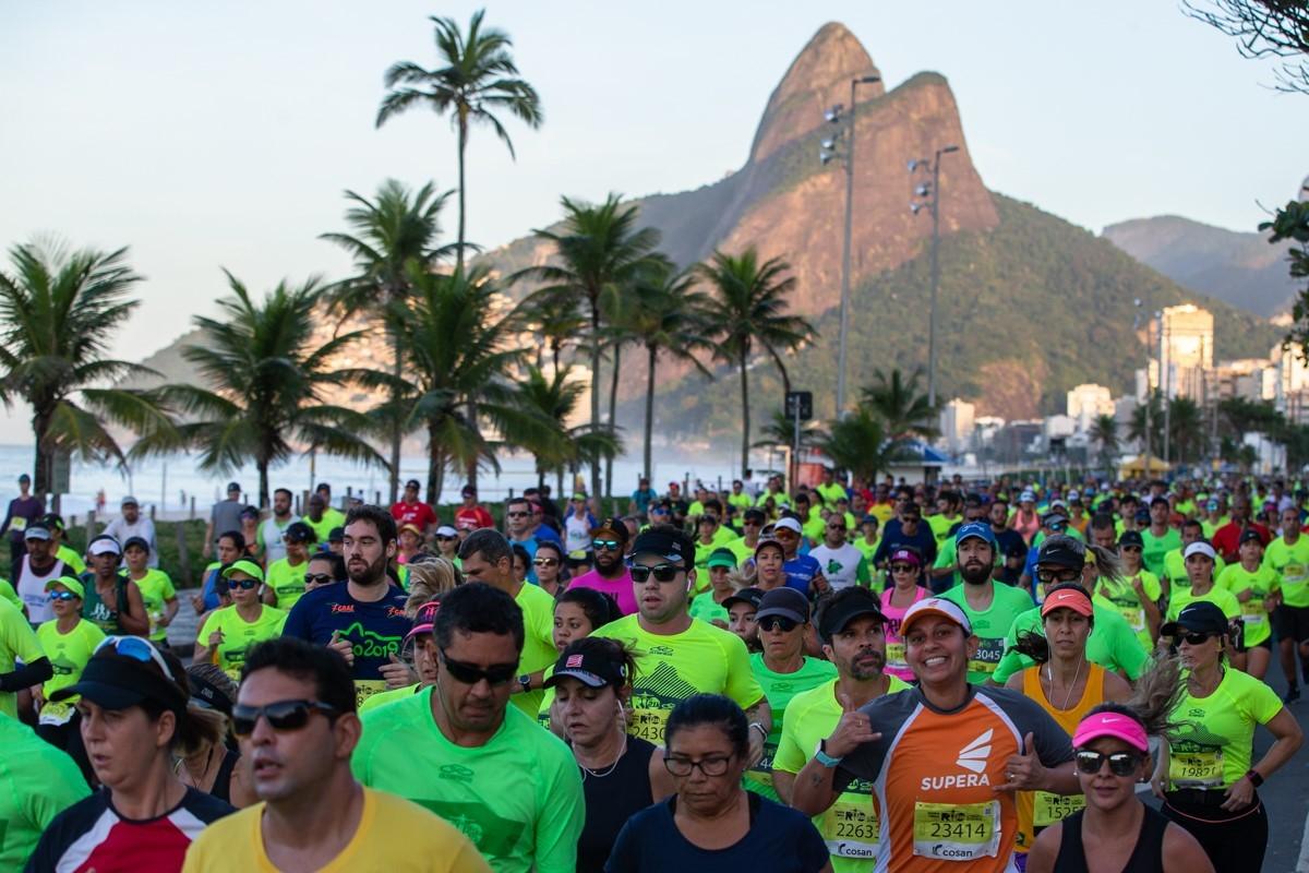 Maratona do Rio abre segundo lote de inscrições para provas de 5k e 10k