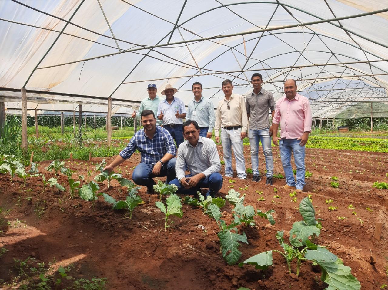 Governo do Tocantins adota nova política de incentivo e agricultores da região sudeste recebem Mutirão do Agrocrédito