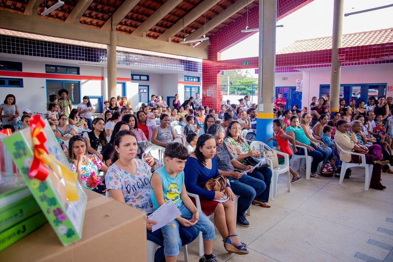 Fotos: Marcos Veloso/Secom Gurupi
