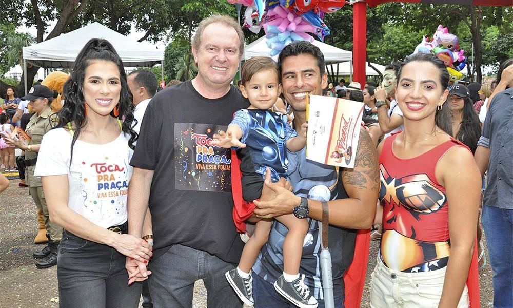 Investimentos do Governo na Cultura garantiram retorno de eventos de carnaval em Palmas e no interior do Tocantins