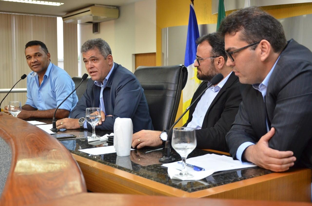 Prefeitura de Palmas faz prestação de contas do 3º quadrimestre de 2019