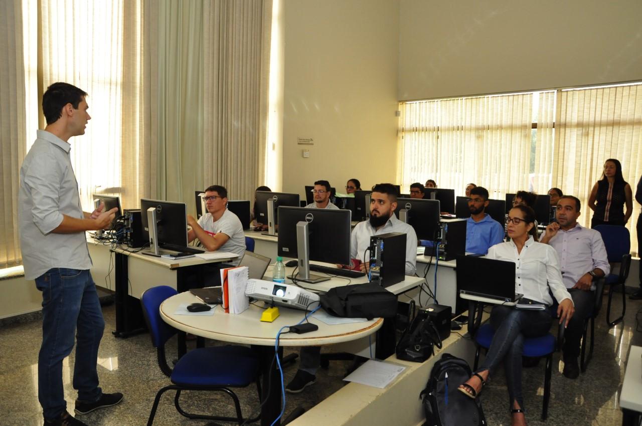 Administração realiza treinamento em Gestão Patrimonial com servidores de todos os órgãos