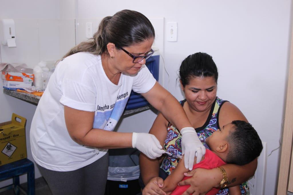 Secretaria de Saúde realizará plantão noturno para vacinação contra Sarampo nesta terça-feira (18) em Gurupi