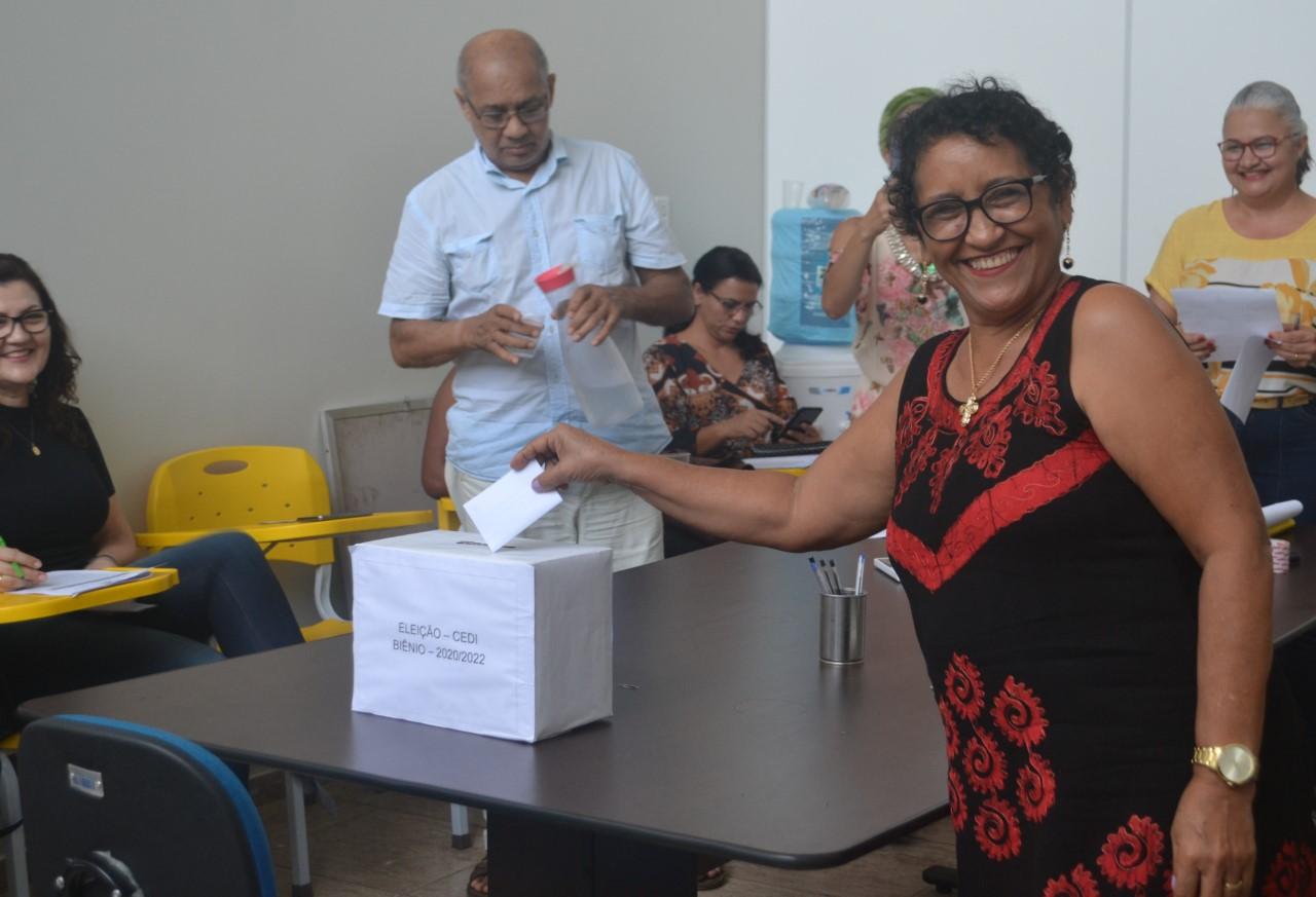 Votação elege representantes da sociedade civil para compor o Conselho Estadual dos Direitos da Pessoa Idosa