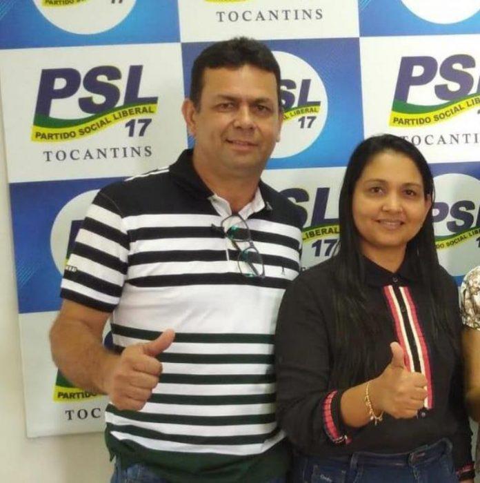 Paulo Armando assume presidência do PSL em Paraíso do Tocantins e confirma pré-candidatura a prefeito