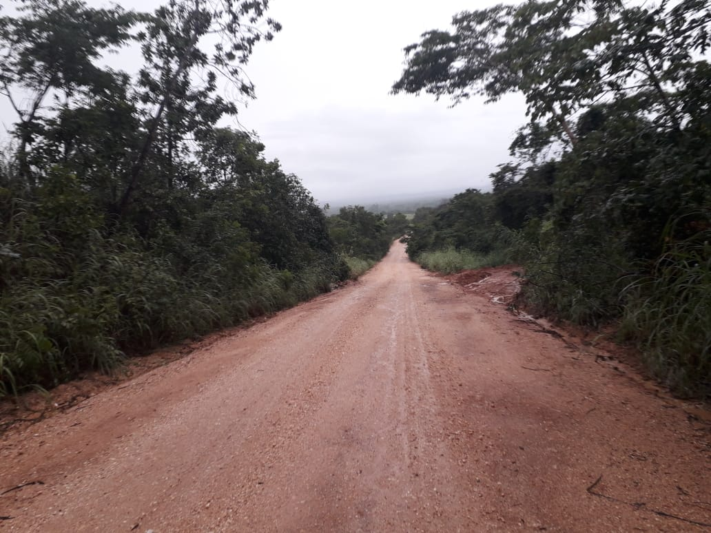 Governo realiza manutenção em estradas do Estado