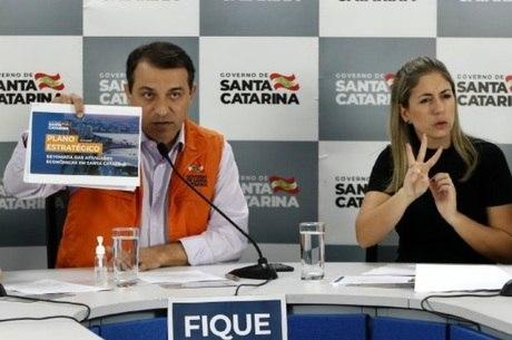 Com uma morte por covid-19, Santa Catarina desiste da quarentena e retoma atividade econômica