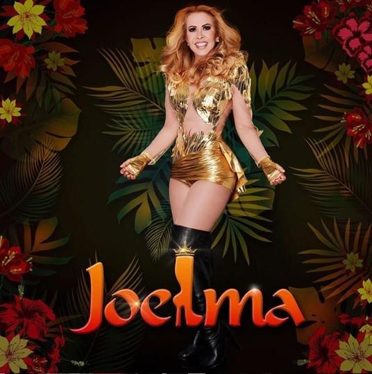 Joelma lança 'Botar Pra Chorar' em todas as plataformas digitais