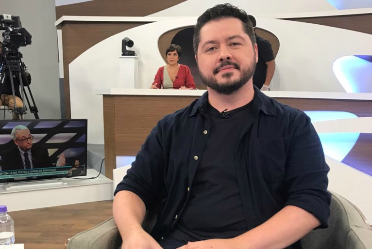Roda Viva com Atila Iamarino bate recorde de audiência