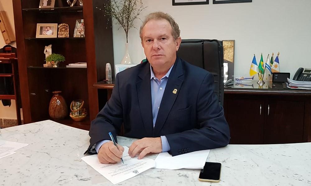 Carlesse agradece senador Eduardo Gomes e deputados Gaguim, Eli e Damaso pelo apoio contra o Coronavírus