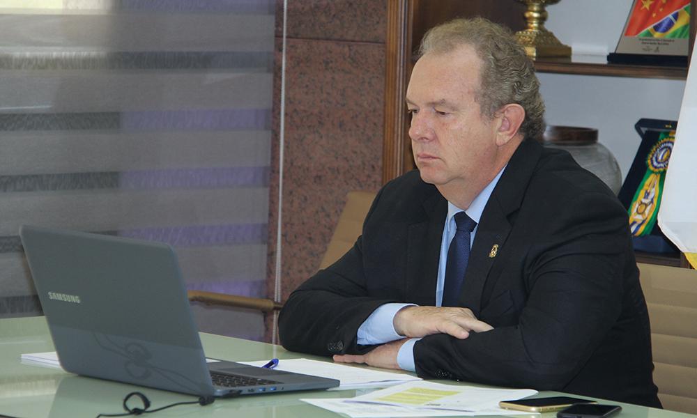 Governador Carlesse reitera solicitação de apoio ao Governo Federal para combater novo Coronavírus