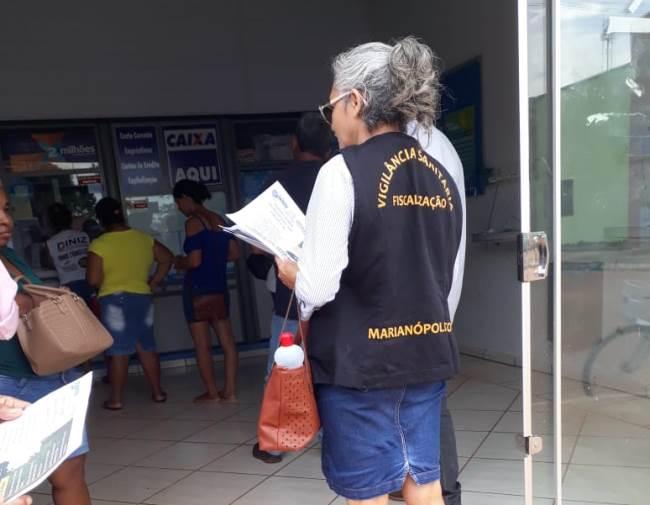 Prefeitura de Marianópolis reforça trabalho educacional para combate à Covid-19 na cidade